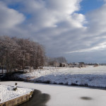 De Horizon Molenrij winter