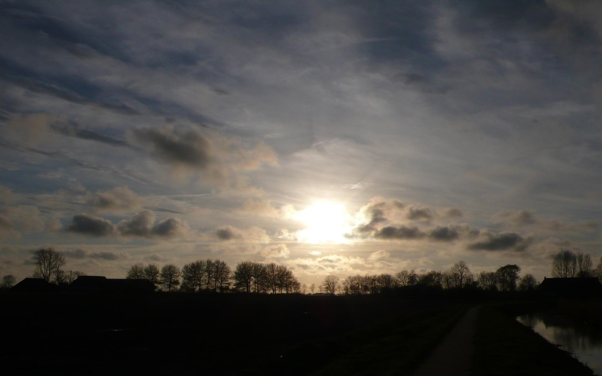 De Horizon Molenrij dark sky 1