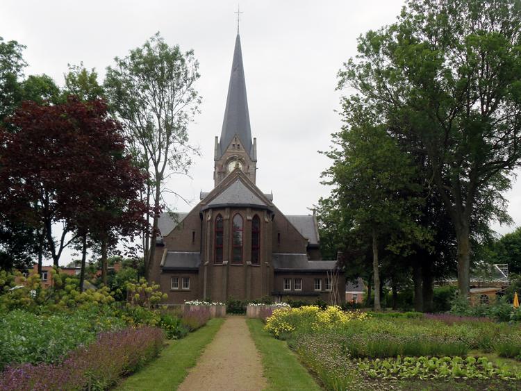 De Horizon Molenrij RK kerk Kloosterburen 2