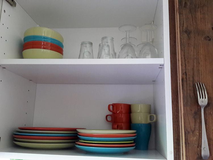 de Horizon Molenrij Keuken hut 7 1